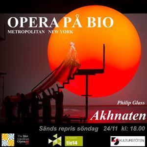 Opera på bio - Akhnaten