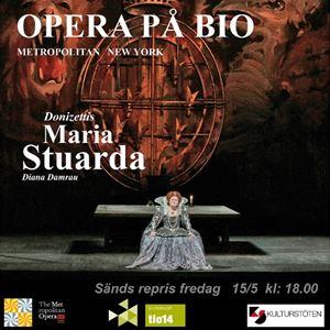 Opera på bio - Maria Stuarda