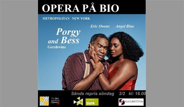 Opera på bio - Porgy and Bess