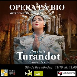 Opera på bio - Turandot