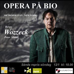 Opera på bio - Wozzeck