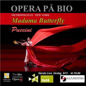 Opera på bio - Madama Butterfly
