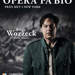 Metropolitanoperan ger Wozzeck