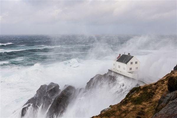 Kråkenes Lighthouse