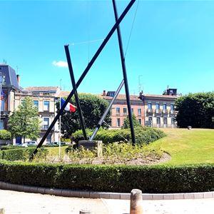 Toulouse résistante, circuit de mémoire