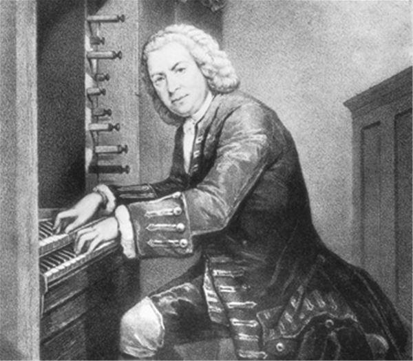 Musik: Bach mässa i H-moll