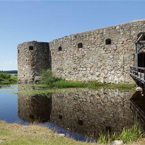 Guidning: Kronobergs slottsruin – ur ett arkeologiskt perspektiv