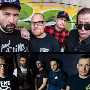 Millencolin och No Fun At All till Furuvik