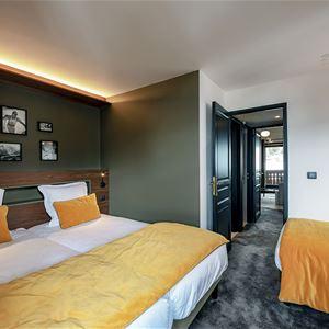 HOTEL FAHRENHEIT SEVEN : Offre Felt X3