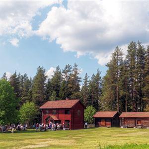 Gammelgården i Mockfjärd