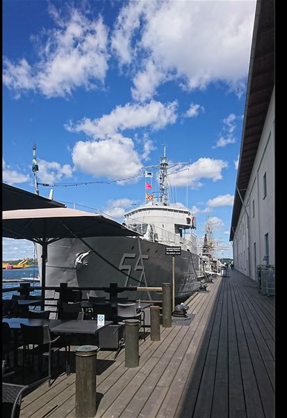 Naval Museum ships are open for the public
