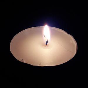Ljusmanifestation på WHO:s suicidpreventionsdag