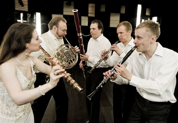 Carion Blåsarkvintett