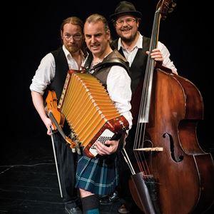 Musikcafé - Skrönor, jiggar och polskor från Sverige och Skottland