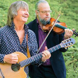Irländsk, skotsk och amerikansk folkmusik
