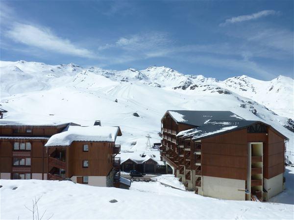 JOKER C7/ STUDIO CABIN 4 PERSONS - 1 BRONZE SNOWFLAKE - VTI