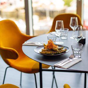 © Lofoten Rorbuhotell, Havet Restaurant at Lofoten Rorbuhotell
