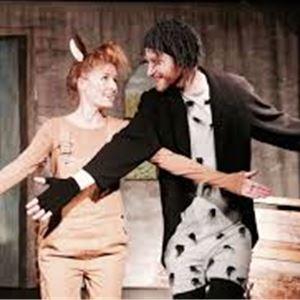 Mamma Mu och Kråkan med Teater Trampolin