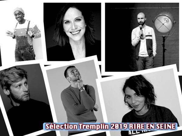 Festival Rire en Seine : Tremplin ONE WO-MAN