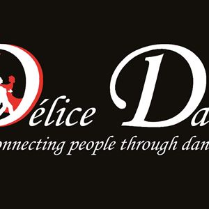 Délice Dance presenterar salsa och cha-cha-cha danser