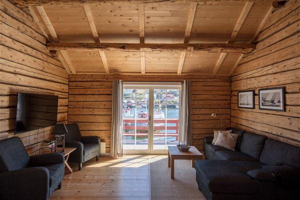 © Lofoten Rorbuhotell, Lofoten Rorbuhotel - Sea houses / Rorbu