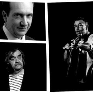 Festival Rire en Seine : soirée en compagnie de Wally, Bernard Azimuth et Albert Meslay