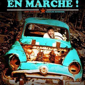 Festival Rire en Seine : Romain Barreda – En Marche