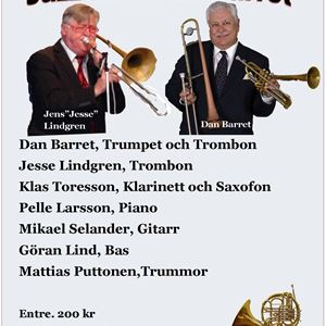 Jazz i Lyran med Dan Barret