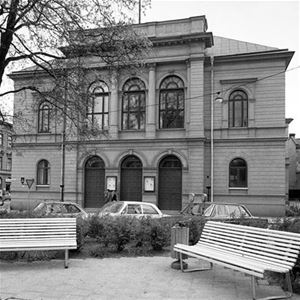 Bakom kulisserna hos Teater Västernorrland