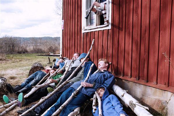Musik: Den Svenska Björnstammen