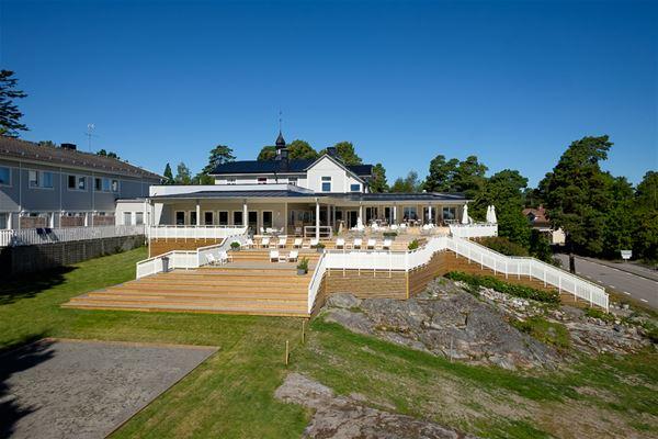 Arkösunds Hotell, Norrköping