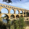 Tour Express Pont du Gard: The must see - Provence Cab