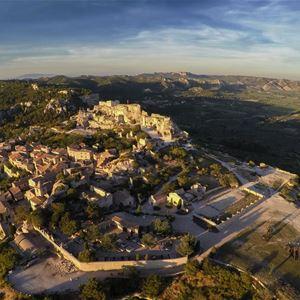 Tour Express Les Baux de Provence : A voir absolument - Provence Cab