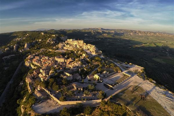 Tour Express Les Baux de Provence : The must see - Provence Cab