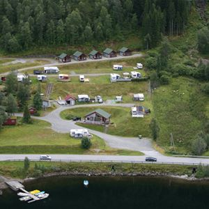 Nesjartun camping