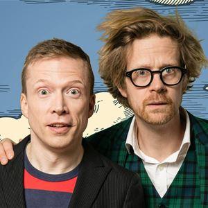 Humor: Så funkar det - The show! Med Anders och Måns.
