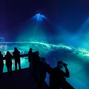 Panorama XXL : Titanic, les promesses de la modernité