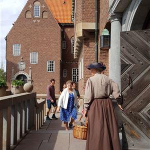 Foto: Johanna Jonsson, An historical city tour in Östersund