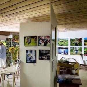 Fotoutställning i Bamsan