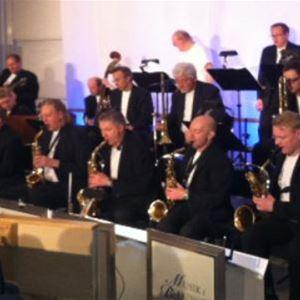 Blekinge Big Band with Denis Diblasio