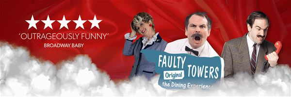 "Theater Show: ""Faulty Towers The Dining Experience"""
