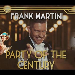 Frank Martini's Party of the Century Sundsvall