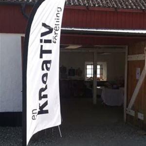 Ulla-Kersti Carlsson, Utställning i Köpmansmagasinets garage