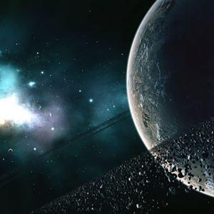 cici luis, Bild på meteoriter