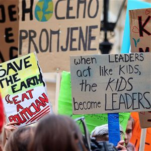 Föreläsning: Klimat- och miljökampens historia och framtid