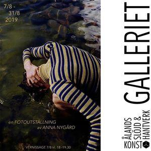 Anna Nygårds fotoutställning på Galleriet