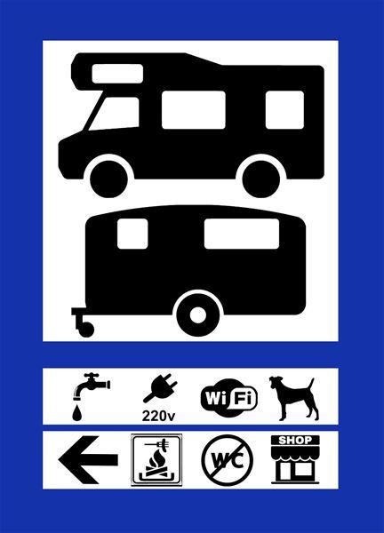Ställplats för husbilar