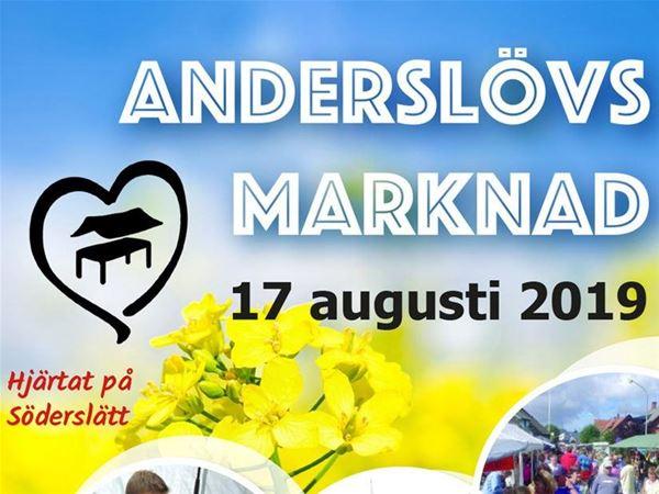 Anderslöv Market