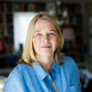 David Lagerlöf, Författarbesök - Annika Hamrud