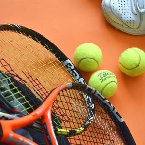 Tennis med Växjö TS